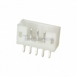 Male 5 Pin JST PH Socket Connector