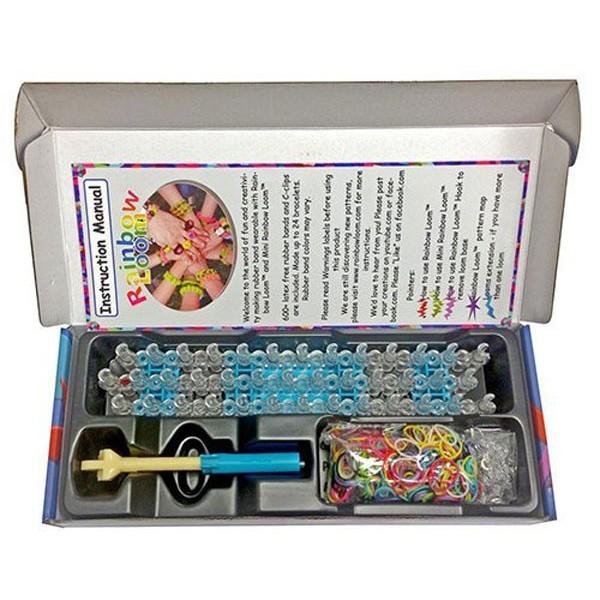 12 99 Rainbow Loom Rubber Band Bracelet Maker