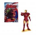 Metal Earth Iron Man Steel Model