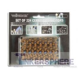 Ceramic Capacitor Set