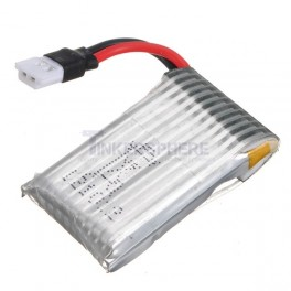 3.7V Lipo Battery 150mah