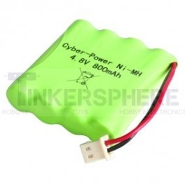 Extra Battery for HPS140 Portable Oscillocope