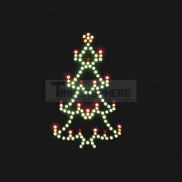 Deluxe Christmas Tree Soldering Kit