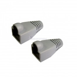 RJ45 Boot for Cat5 / Cat6 Cables (2 pack)