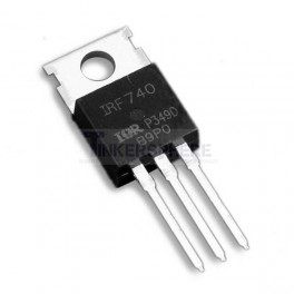 IRF740 N-Channel Mosfet 10A 400V