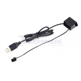 USB EL Wire Inverter (good for up to 5 wires)