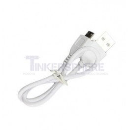 Short MicroUSB Cable -  11 inch