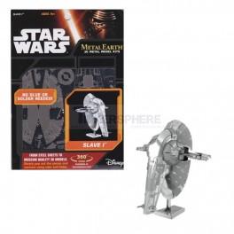 Star Wars Slave I Steel Model