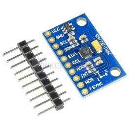 9DOF Accelerometer, Gyro, Magnetometer Breakout - MPU-9250
