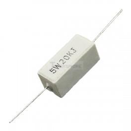 5W 20K Ohm Power Resistor