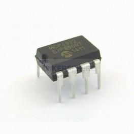 MCP4822 DAC Chip