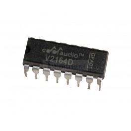 V2164 Quad VCA (Voltage Controlled Amplifier)