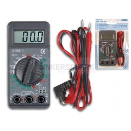 Pocket Multimeter - 3.5 Digit / 19 Range