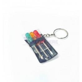 Screwdriver Keychain