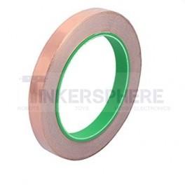 Copper Foil Tape: 12mm ( 66 ft / 20m )