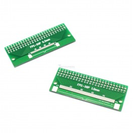 50 Pin 0.5mm & 1mm pitch FPC to DIP Breakout