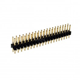 2x20 40 Pin Male Header