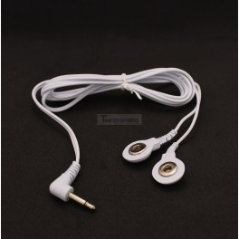 ECG Cable (3.5mm) 2 Electrode