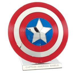 Captain America's Shield Metal Earth