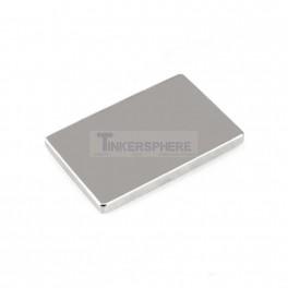 Neodymium Rare Earth Magnet 60x40x5mm