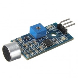 Microphone Sound Detector (Arduino Compatible)