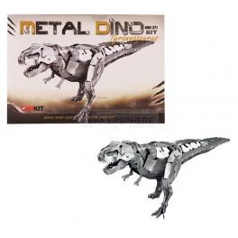 Metal Dino T-Rex