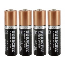 AA Batteries (4 pack)