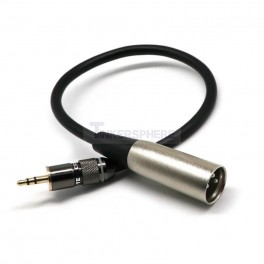 "1/8"" to XLR Adapter Cable"