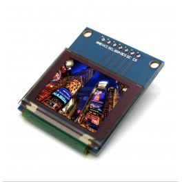 RGB OLED Display - 16-bit Color 1.27""