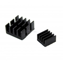 Self-Adhesive Raspberry Pi Heatsink Set 2pc