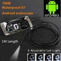 Endoscope for Android Waterproof 480P