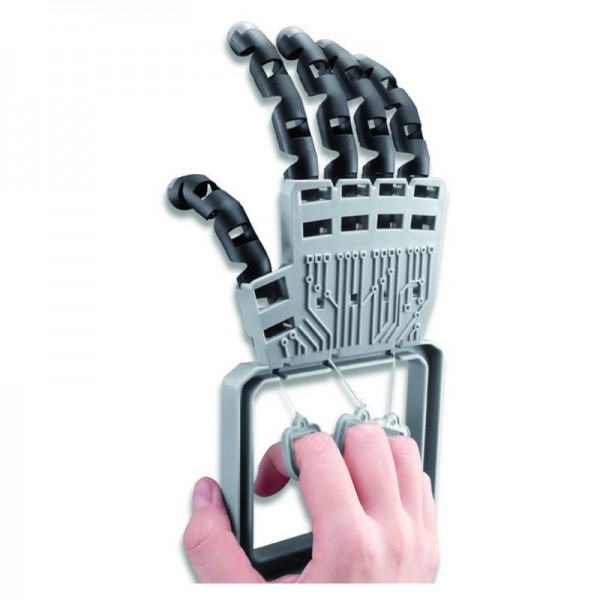 Image Result For Build Robotic Hand Kit