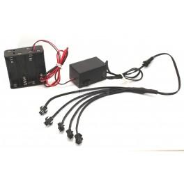 EL Wire Inverter 5 to 1