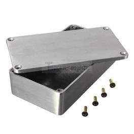 """Aluminum Project Box - 4.4"""" x 2.4"""" x 1.2"""""""