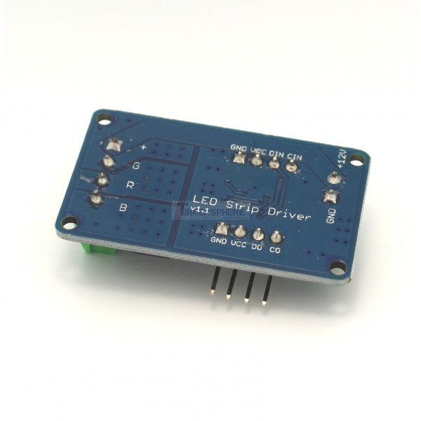 12V RGB LED Strip Driver Module