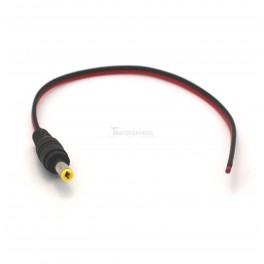 DC Power Plug Cable 5.5x2.1mm