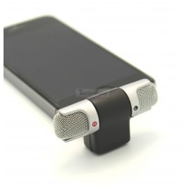 Cell Phone Microphone - External Omni-directional TRRS