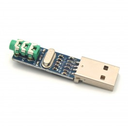 USB DAC for Raspberry Pi