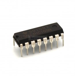 8 Bit Parallel In/Serial Out Shift Register: 74HC165