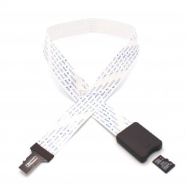 Micro SD Card Extender - 68cm (26 inch) long cable