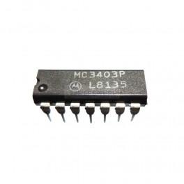 MC3403 Quad Op Amp