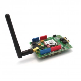 GSM / GPRS Shield for Arduino