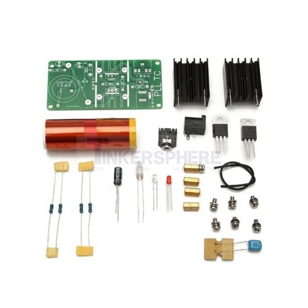 Tesla Coil Kit 15W Soldering Kit