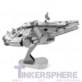 Star Wars Millenium Falcon Steel Model