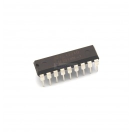 LM3914 LED Bar Dot Display Driver