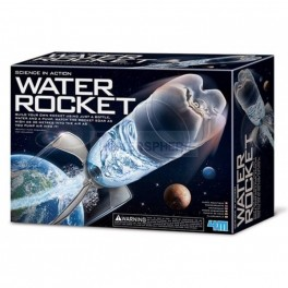 Water Propelled Rocket
