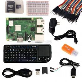 Raspberry Pi 3 B+ Starter Kit (Raspberry Pi included)