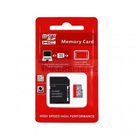 16GB High Speed Class 10 MicroSD Card