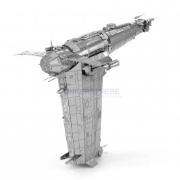 Star Wars Resistance Bomber Metal Earth