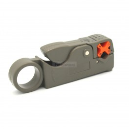 Rotary Coax Cable Stripper